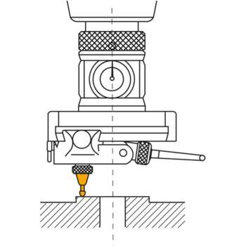 Plan-Tasteinsatz für C III Kugeldurchmesser 5 mm