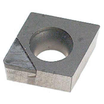 PKD-Wendeschneidplatte CCMW 120404, ADC/F, scharf