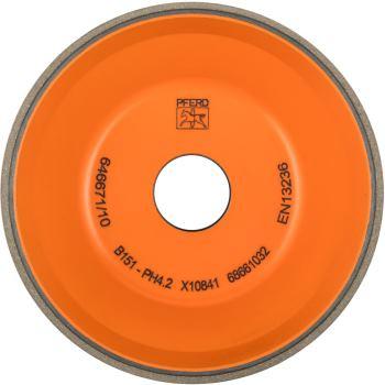 CBN-Schleifwerkzeug 11V9 100-2-10-20 B151 PH 4.2