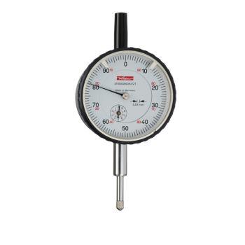 Messuhr 0,01mm / 10mm / 58mm / Stoßschutz / ISO 463 - DIN 878 10016
