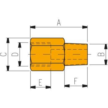 Hochdruckverschraubung FZ 1055 Reduzierstück