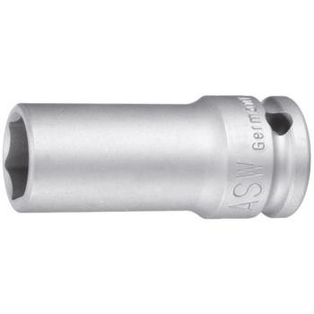 Steckschlüsseleinsätze 1/2 Inch SW 17 mm 78 mm