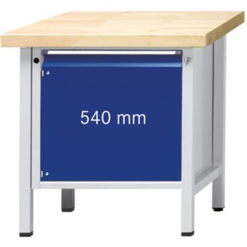 Werkbank Modell 12 V UBP Tragfähigkeit 1500kg