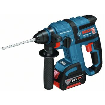 Akku Bohrhammer GBH 18 V-EC / 2x 5,0 Ah Akkus L-Boxx