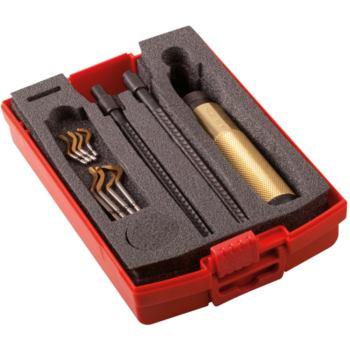 Entgrater-Satz Premium-Kit TIN m.Alu-Handgriff, Kl