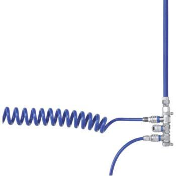 Sicherheits-Stahlkupplung MultiLINK mit 3-fach An