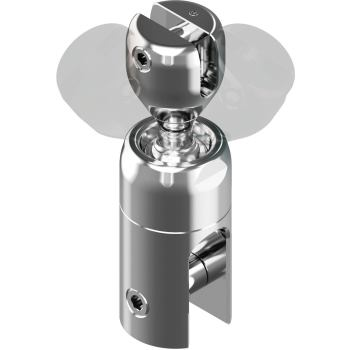 POWER BALL D= 13 mm, A4/1.4404/Bolzen A5