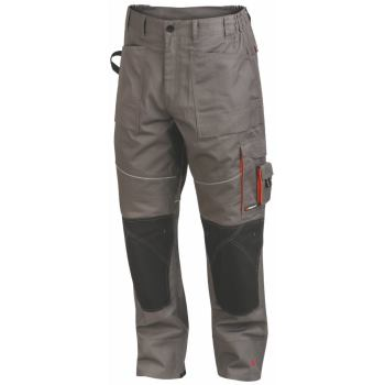 Bundhose Starline® Plus grau/orange Gr. 58