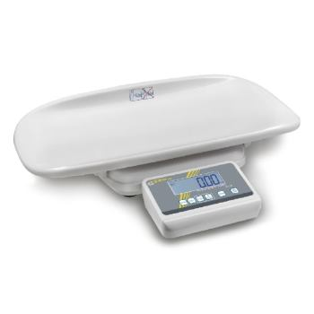 Babywaage / 0,002 kg; 0,005 kg ; 6 kg; 15 kg MBC 1
