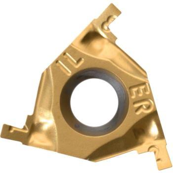Einstechplatten 16ER/IL R 0,9 HC6625