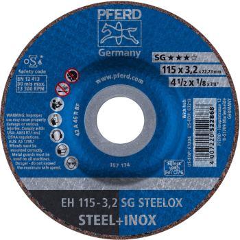 Trennscheibe EH 115-3,2 A 46 R SG-INOX/22,23