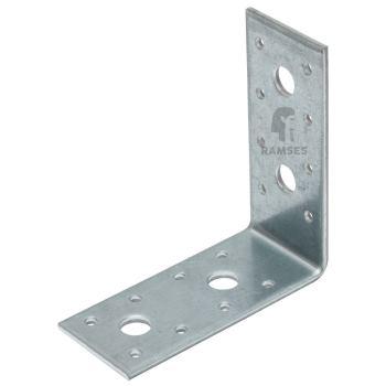 Winkelverbinder Stahl sendzimirverzinkt 50x 50x 35 mm 100 St.