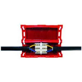 CELLPACK EASY 4 V Gel-Muffe EASYCELL m. Verbind.
