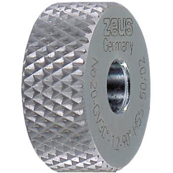 PM-Rändel DIN 403 GV 20 x 6 x 6 mm Teilung 1,0