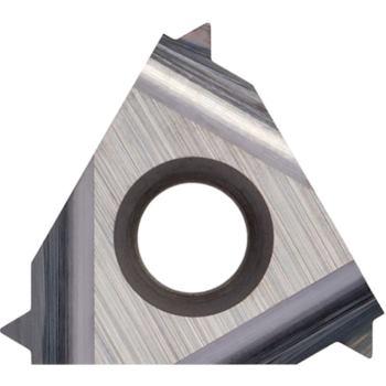 Volllprofil-Wendeschneidplatte 16IR0,75 ISO HW5615 Steigung 0,75