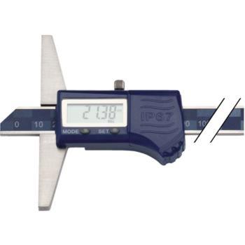 Tiefenmessschieber IP67 150 mm 0,01 mm im Etui
