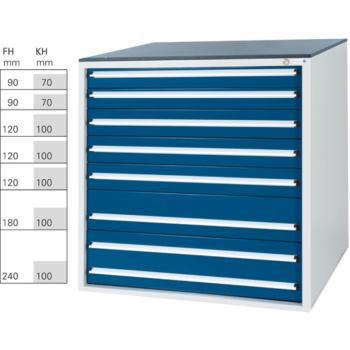 Werkzeugschrank System 800 B, Modell 32/7 GS -