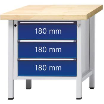 Werkbank Modell 18 V ZBP Tragfähigkeit 1500kg