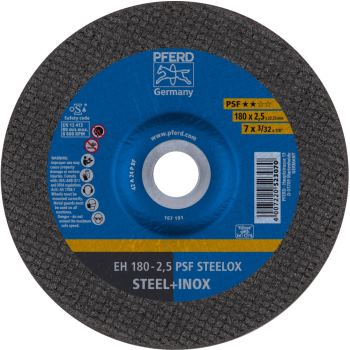 Trennscheibe EH 178-2,5 A 24 P PSF-INOX/22,23