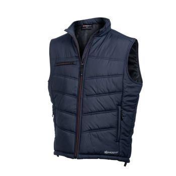 Herren Weste New Craft blau Gr. S