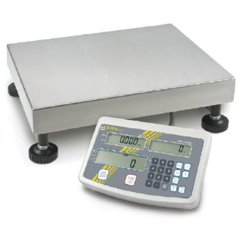 Plattformwaage / 2 g; 5 g ; 150000 g; 300000 g IFS