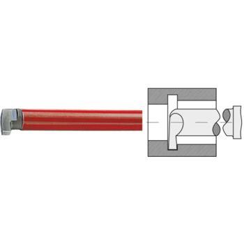 Drehmeißel innen HSSE Durchmesser 12 mm Hackendre