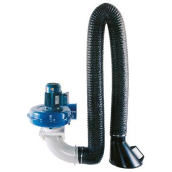 flexibler Absaugarm mit Ventilator 3 m Absaug