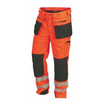 Warnschutzhose Klasse 2 orange Gr. 52
