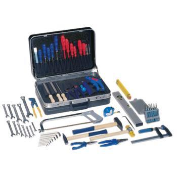 Werkzeugkoffer mit 60-teiligem Werkzeugsortiment
