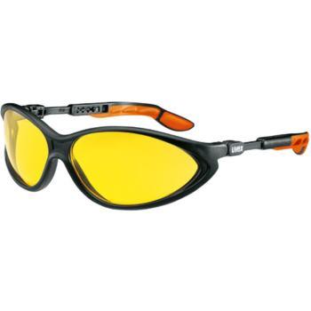 Schutzbrille cybric amber
