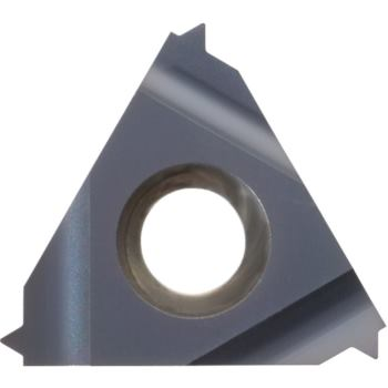 Vollprofil-Wendeschneidplatte Innengew.links 16IL 0,75 ISO HC6615 Stg.0,75