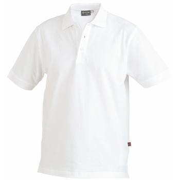 Polo-Shirt weiss Gr. 6XL