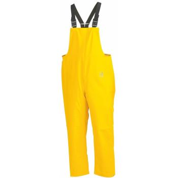 Regenlatzhose EN 343 gelb Gr. M
