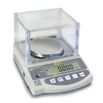 Präzisionswaage mit Eichzulassung / 0,001 g ; 420