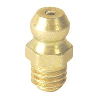 Hydraulik-Kegel-Schmiernippel H1 M6 DIN 71412A