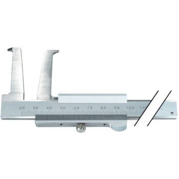 Innennutmessschieber 20-160 mm 0,05 mm im Etui