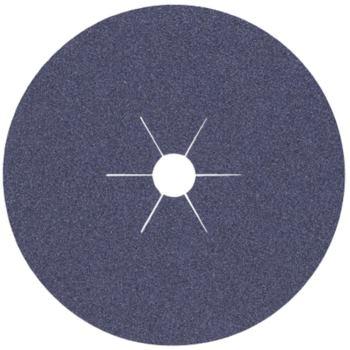 Schleiffiberscheibe CS 565, Abm.: 125x22 mm , Korn: 100