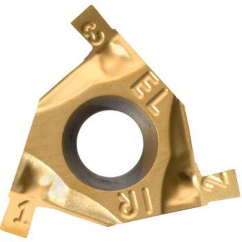 Einstechplatten 16IR/ER R 0,6 HC6625