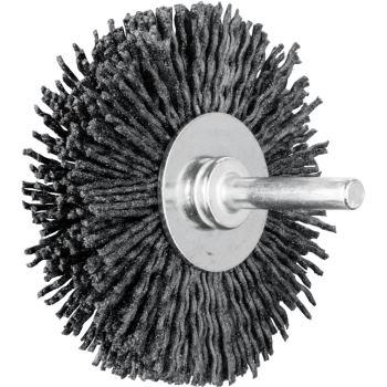 Rundbürste mit Schaft, ungezopft RBU 7015/6 CO 120 1,10