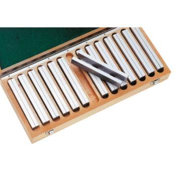 Parallelunterlage im Holzkasten Toleranz 0,02mm