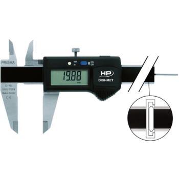 PREISSER Messschieber elektronisch 150 mm mit Dopp