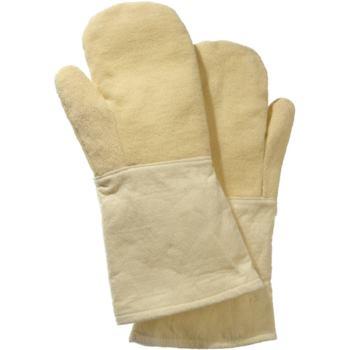 KEVLAR-Fausthandschuhe Länge 40 cm hitzebeständig