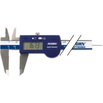 Messschieber elektronisch 150 mm Datenausgang mult iCOM