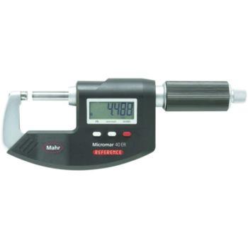 40 ER Digitale Bügelmessschraube 0-25 mm komplett