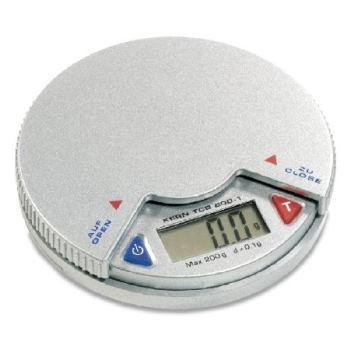 Taschenwaage / 0,1 g ; 200 g TCB 200-1