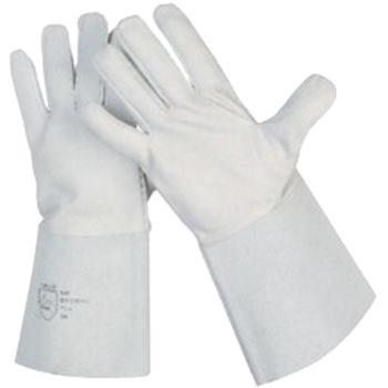 Schweißer-Schutzhandschuhe Nappaleder, Größe 11