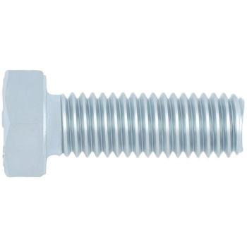 Sechskantschraube mit Gewinde bis Kopf ISO 4018 Stahl 4.6 verzinkt M10 x 25 200 Stück