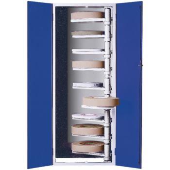 Schleifscheibenschrank 9 Arme für 400x125 mm