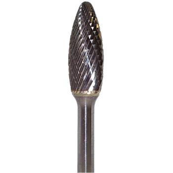 Schaftfräser Hartmetall-Frässtift ( 6mm Schaft ) SPH 1230 Zahnung 6