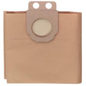 5 Papierfilterbeutel, 25 Liter, für ASA 2025, ASR